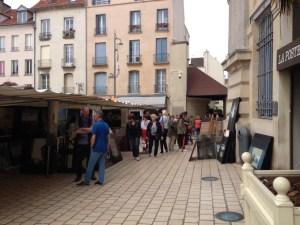 Marché de l'art de Saint Germain