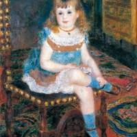 Melle Georgette Charpentier, Renoir