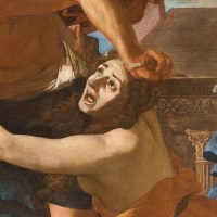 Poussin, le massacre des innocents