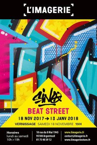 Exposition Sino présente Beat Street
