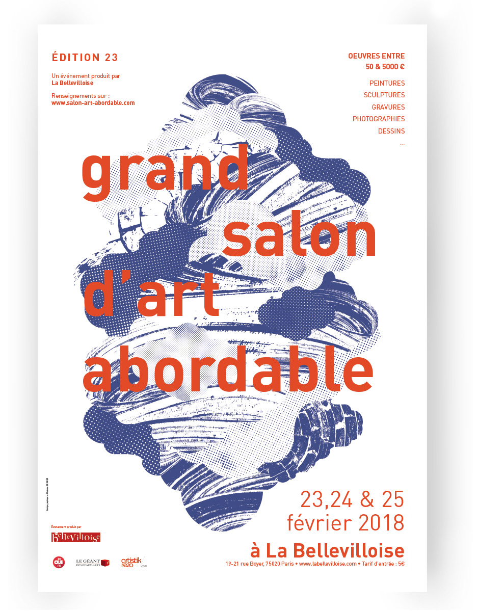 Grand Salon d'Art Abordable
