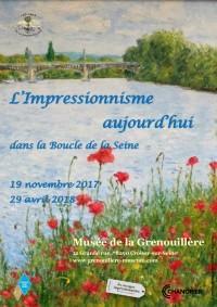 L'impressionnisme aujourd'hui dans la boucle de Seine