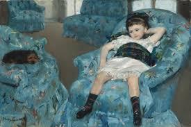 Mary Cassat - une impressionniste américaine à Paris