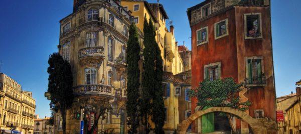 Carnet de voyage à Montpellier