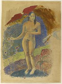 Paul Gauguin, Te nave nave fenua, 1892