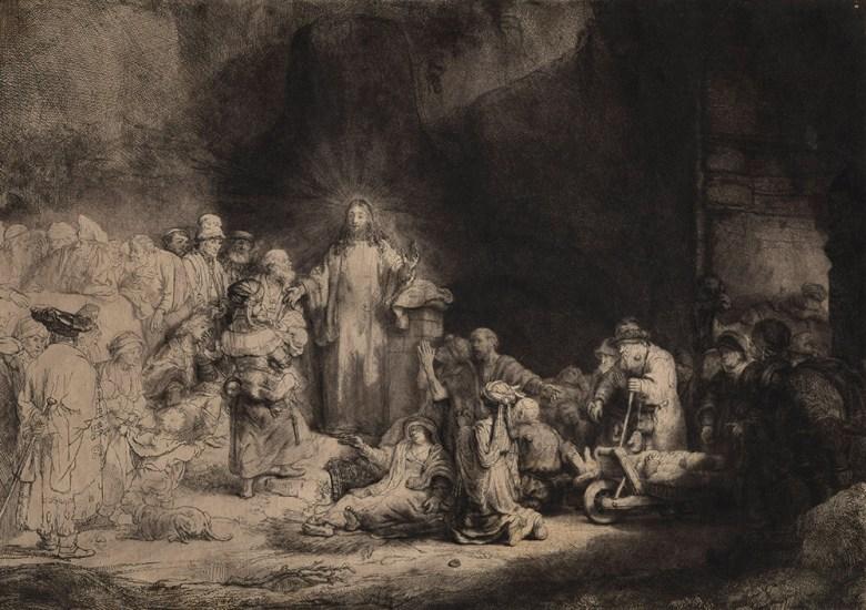 Rembrandt au musée Condé