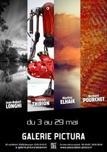 Exposition collective Galerie Pictura