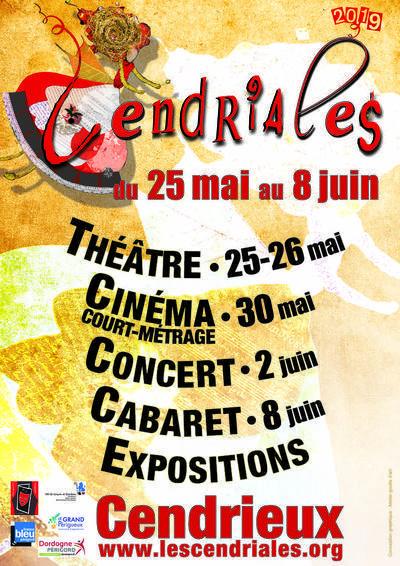 Festival Les Cendriales - Exposition de peinture