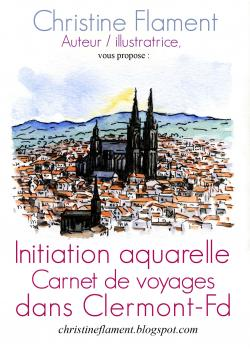 Aquarelle/Carnet de Voyage.
