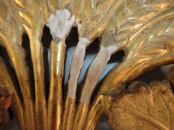 Dorure Traditionnelle à l'Eau (Pose de la Feuille d'Or).
