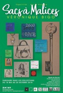 Exposition Véronique Bigo/ Sacs à Malices