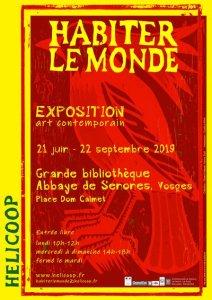 """Exposition """"Habiter le Monde"""""""