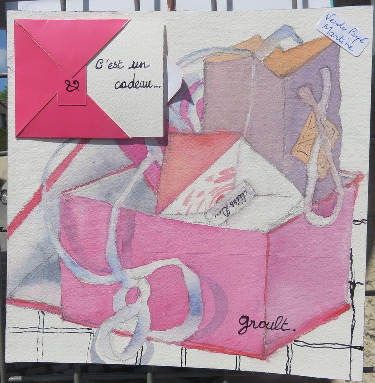 Week-End Peinture.La Couture Boussey(Eure)