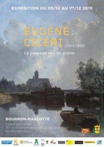 Eugène Ciceri (1813-1890), le paysage mis en scène