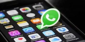 Reenvio de mensagens no WhatsApp
