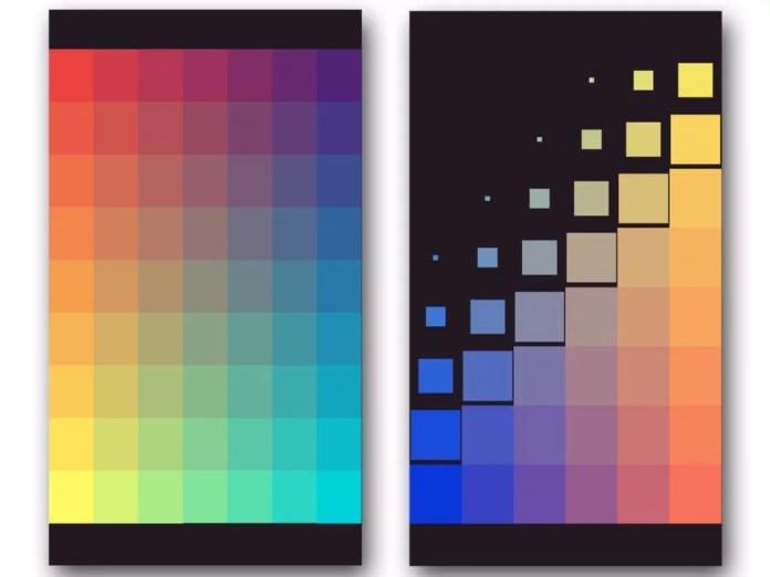 game desorganizando as cores