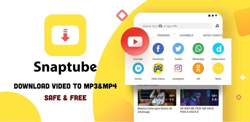 Snaptube App Como Baixar Videos Do Youtube Dica App Do Dia