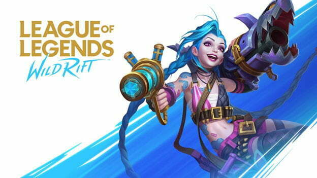 League of Legend Wild Rift - Imagem Ilustrativa