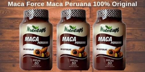 Uso Da Maca Peruana