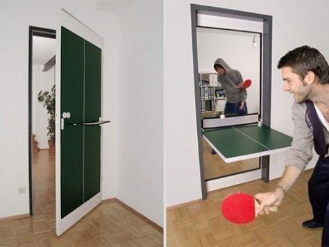 Porta ping pong - Tobias Franzel
