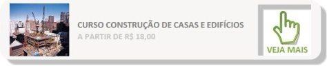 CURSO CONSTRUÇÃO DE CASAS E EDIFÍCIOS - cursosvirtuais