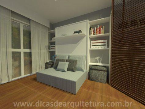 sala quarto - com sofa - 1