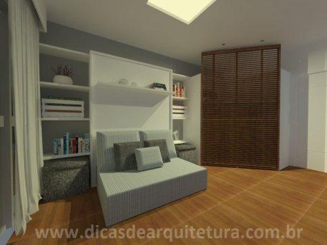 sala quarto - com sofa - 2