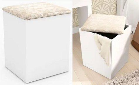 pufe bau tecno mobili - madeiramadeira