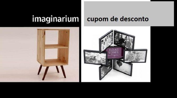 CUPOM DE DESCONTO DE 10% NA IMAGINARIUM