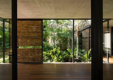 conforto térmico na casa de vidro - Reyes Ríos + Larraín - 3