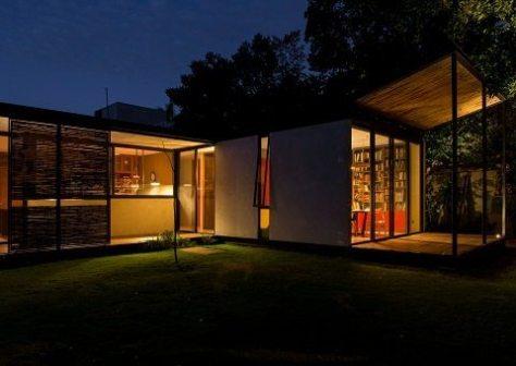 conforto térmico na casa de vidro - Reyes Ríos + Larraín - 4