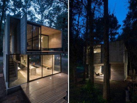 casa pequena e moderna - luciano kruk - 3