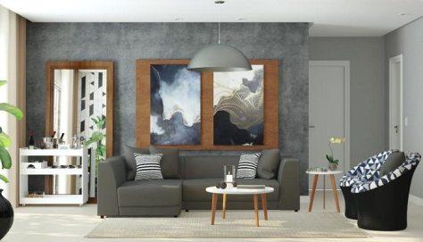 sala decorada 4