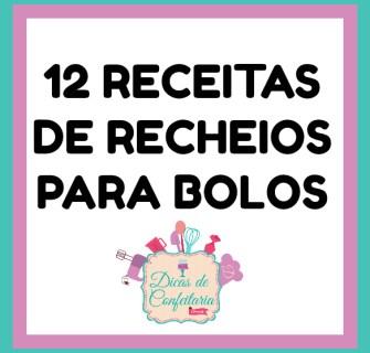 RECEITAS DE RECHEIOS
