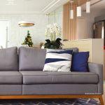 Sofa Cinza 60 Modelos E Dicas De Decoracao Dicas Decor
