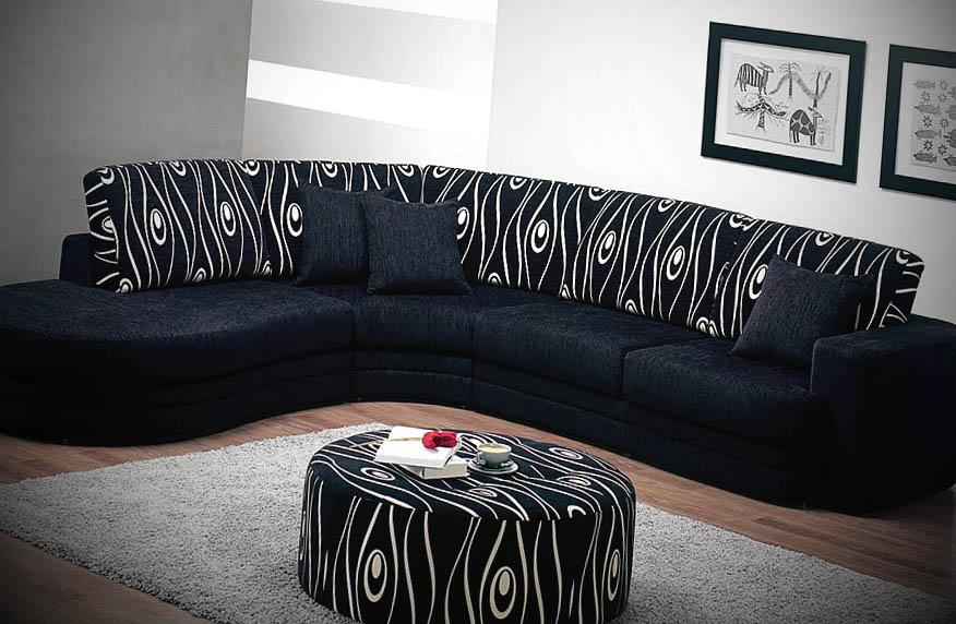 Sofa De Canto Na Sala Pequena