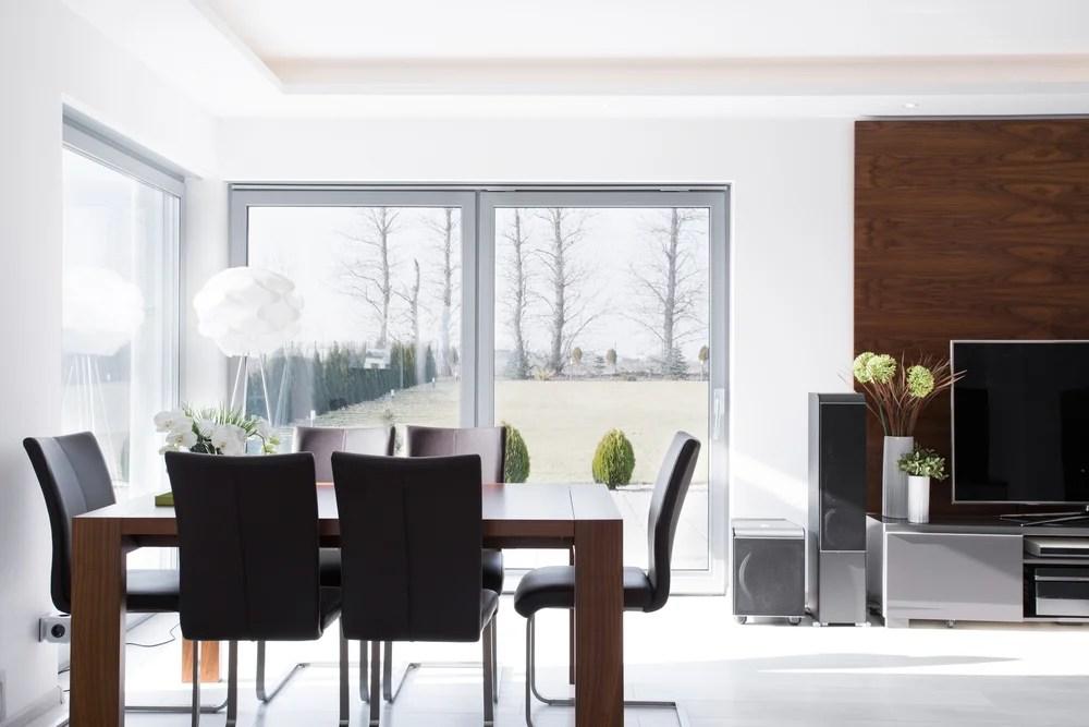 Sala de jantar minimalista 4 razes para usar esse estilo