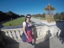 Sacada do Palácio Nymphenburg