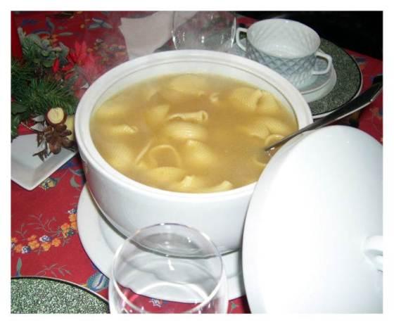 Escudella: um dos pratos típicos navidenhos