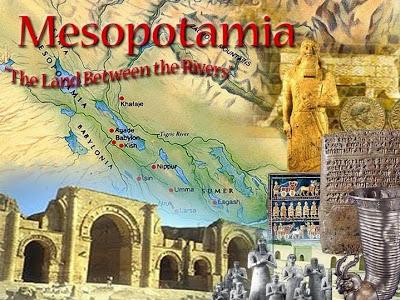 O que é a Mesopotâmia?