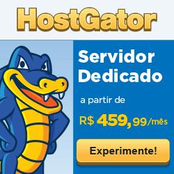 servidor dedicado hostgator
