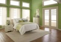 Quartos decorados com a cor verde  Dicas e tendncia ...