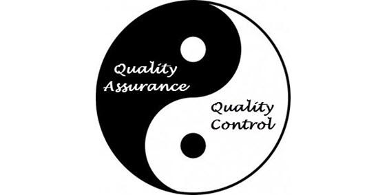 Diferença entre controle e garantia da qualidade