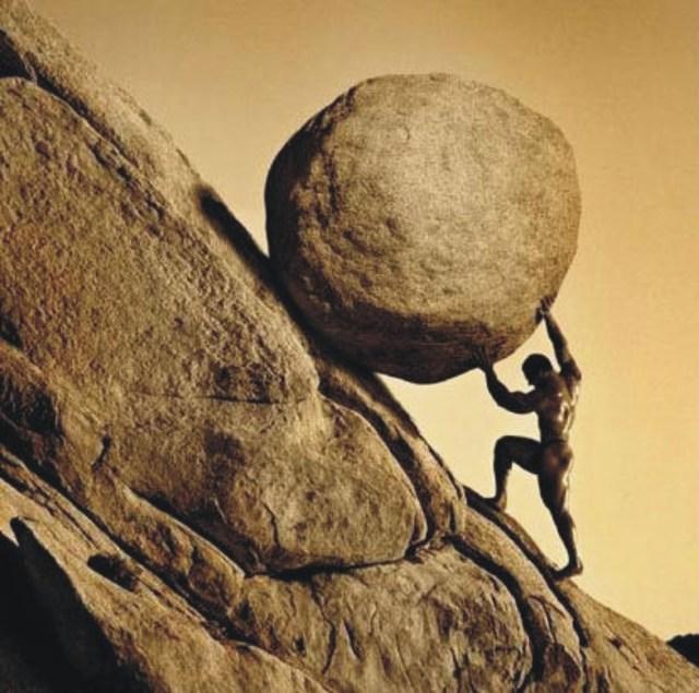 Nada é impossível, tudo se conquista