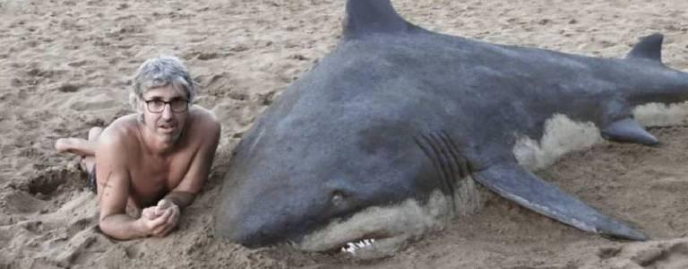 INCRÍVEL!!! Arte na areia por Andoni Bastarrika!