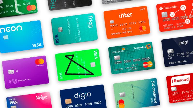 Cartões de crédito sem anuidade: Conheça os melhores de 2021