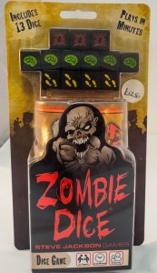 Zombie Dice pack shot