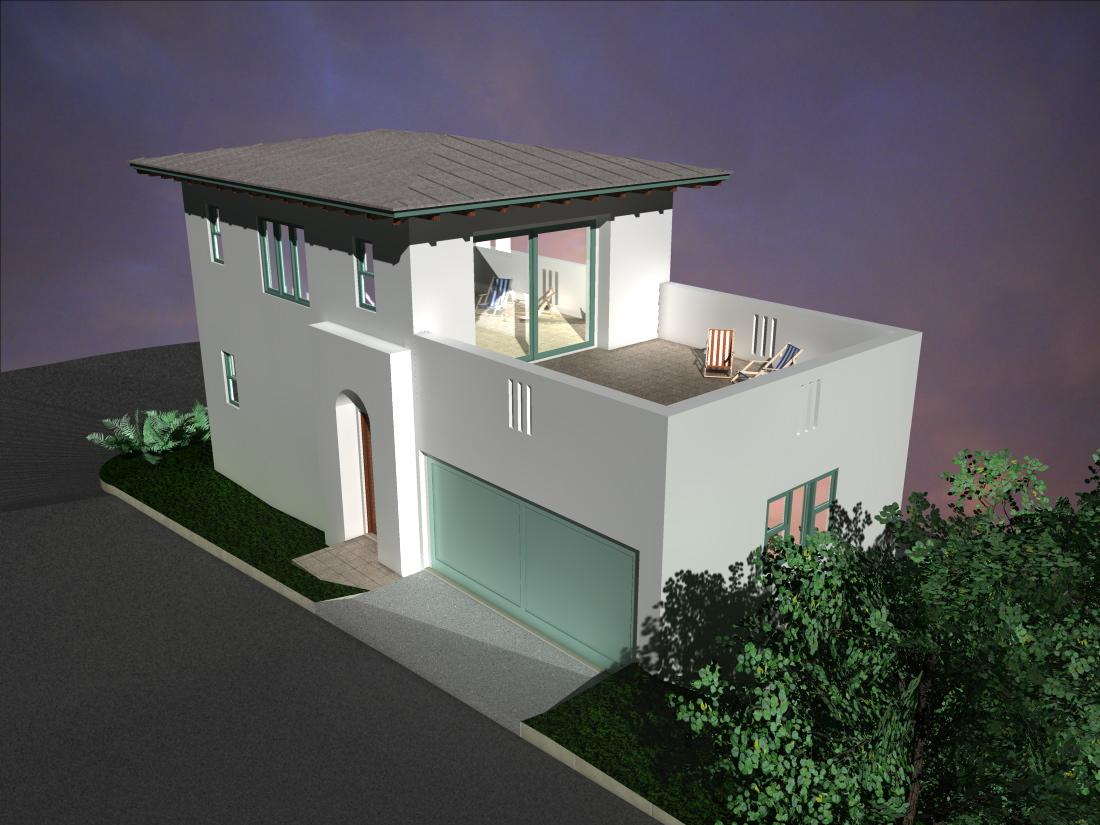 Pasadena House Di Cecco Architecture