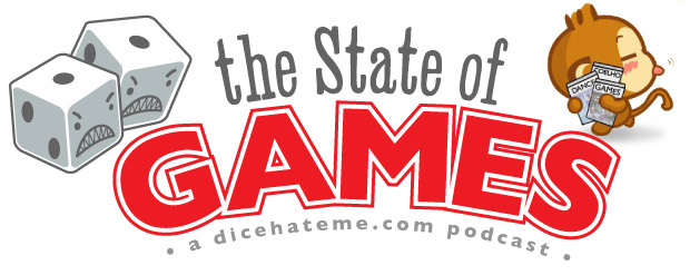 The State of Games Podcast Logo