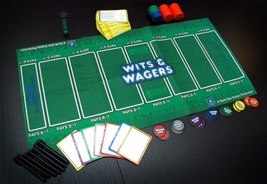 Wits and Wagers Board
